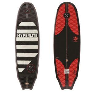 new landlock wakesurf board from hyperlite