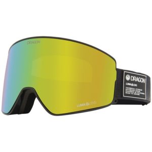 dragon pxv2 goggles for skiing with their best tinted lens