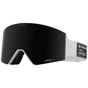 white over the glasses OTG RVX goggles from Dragon
