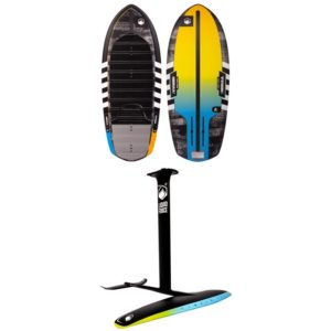 liquid force new wake foil package