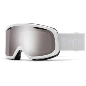 smith branded riot ski goggles for women